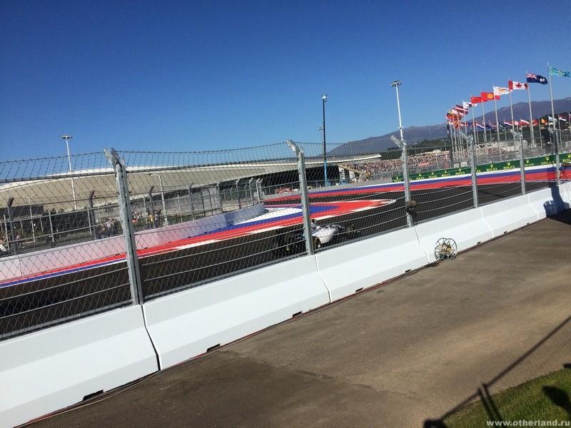 Сочи F1